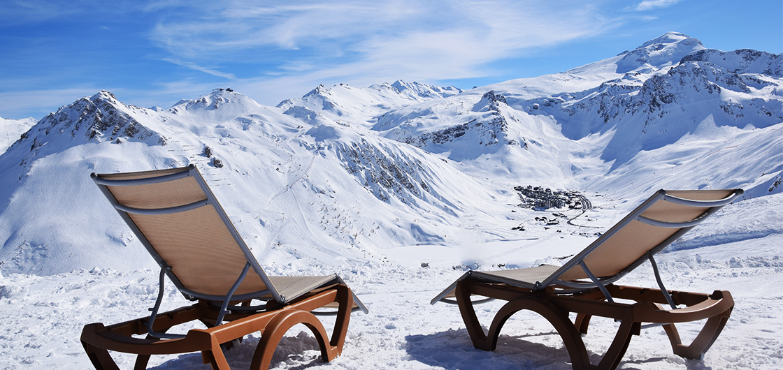 "The best ""Instagram friendly"" spots of Tignes!"